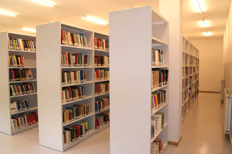 Biblioteca Intercentros de Psicología y CC. de la Educación USC, Santiago de Compostela