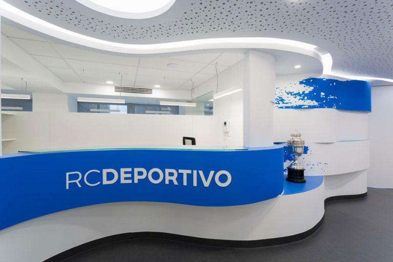 Oficinas del Real Club Deportivo de la Coruña