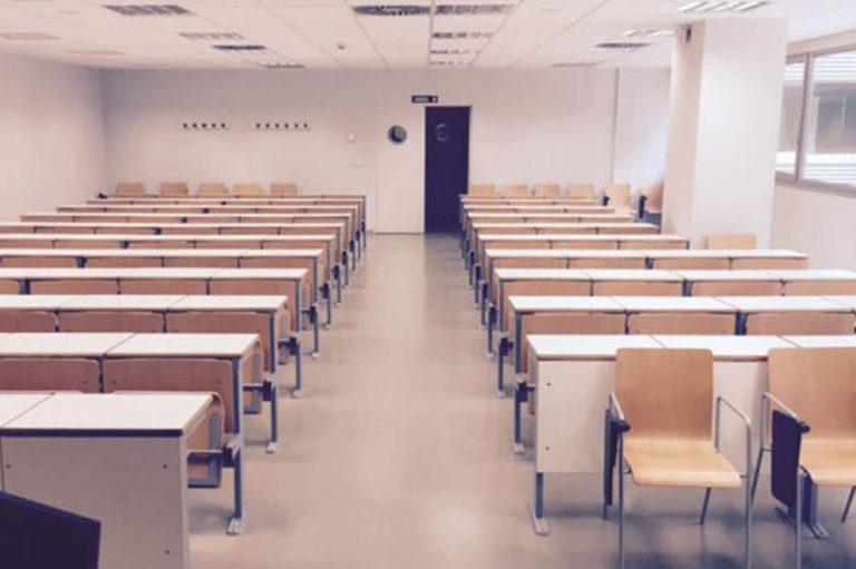 Facultad de biología de Santiago de Compostela
