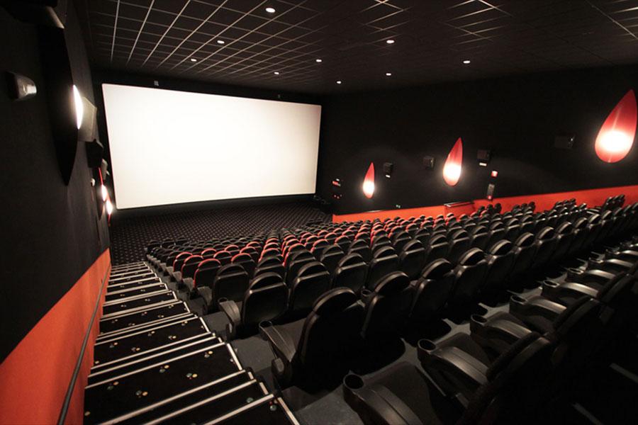 Butacas para salas de cine