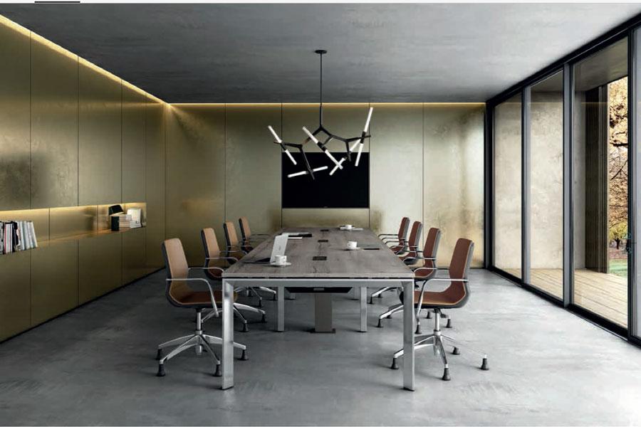 Mobiliario de oficina para dirección