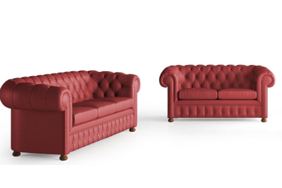 Sillas y sofás de espera