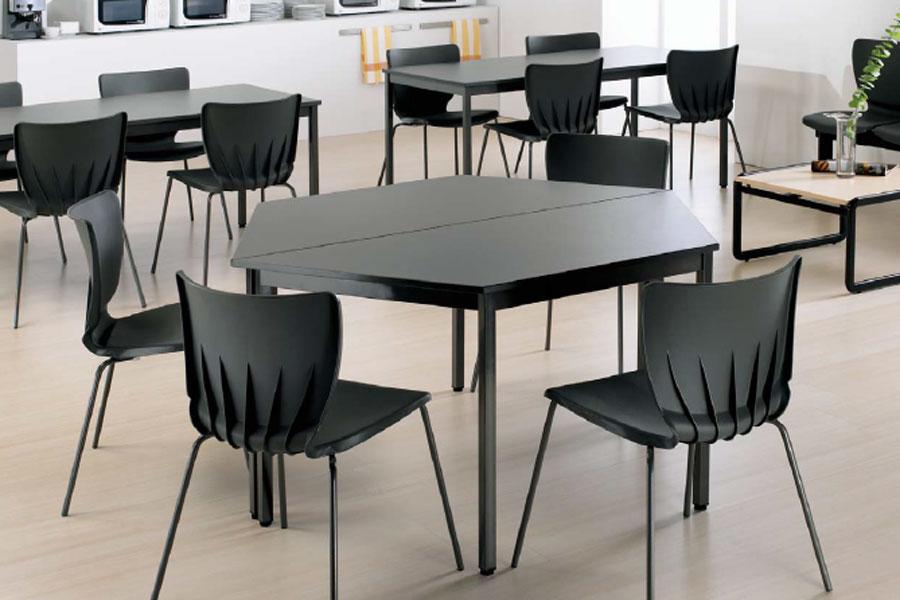 Mobiliario oficina para usos múltiples