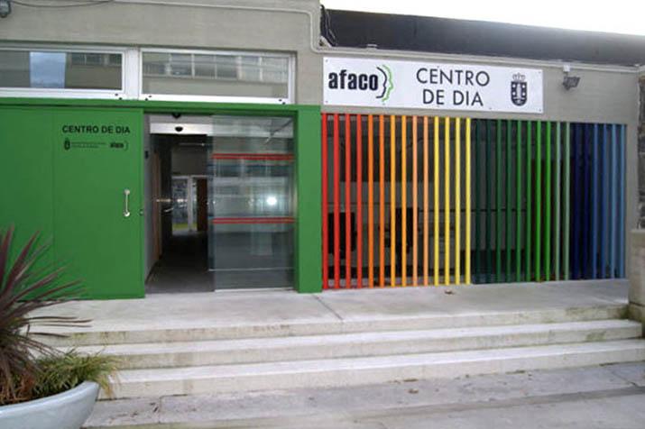 Centro de Día Barrio de las Flores AFACO, en A Coruña