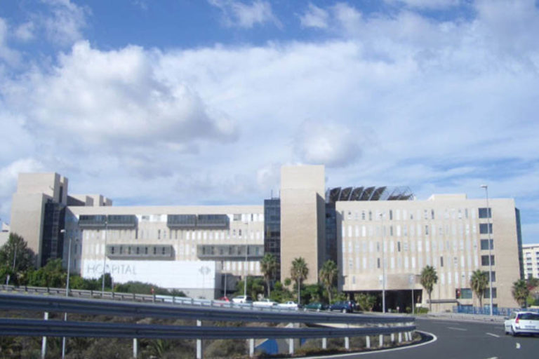 Hospital Doctor Negrín de las Palmas de Gran Canaria