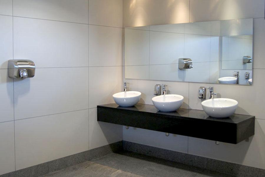 INSS baño