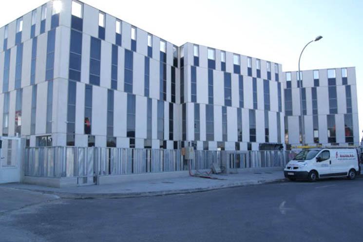 Edificio Quercus IP en Santiago de Compostela